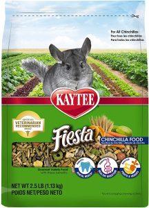 Kaytee Fiesta chinchilla food