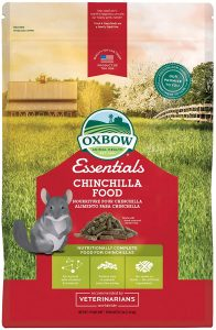 Oxbow essentials chinchilla
